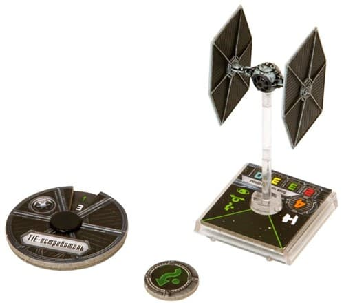Star Wars. X-Wing. Расширение TIE-Истребитель - фото 18823