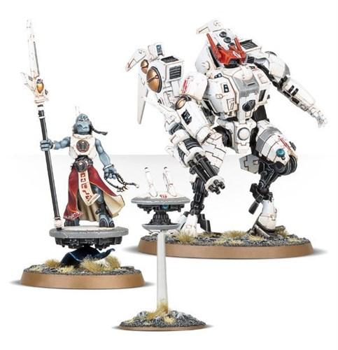 Tau Empire Coalition Command - фото 28444