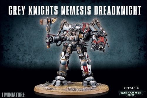 Nemesis Dreadknight - фото 101218