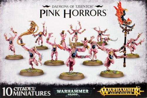 Pink Horrors - фото 101587