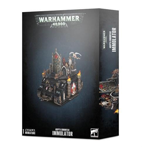 Immolator Warhammer 40000 - фото 101875