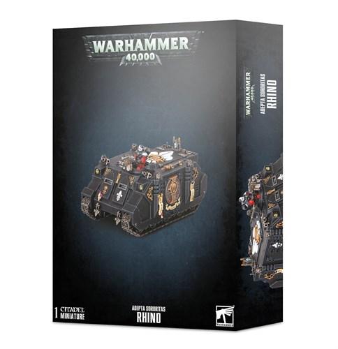 Adepta Sororitas Rhino Warhammer 40000 - фото 101880