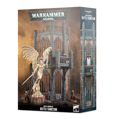 Battle Sanctum Warhammer 40000 - фото 101882