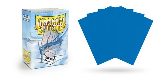 DS Sleeves: Matte Sky Blue - фото 102819
