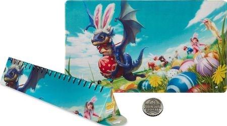 Dragon Shield: Playmat Easter Dragon - фото 102839