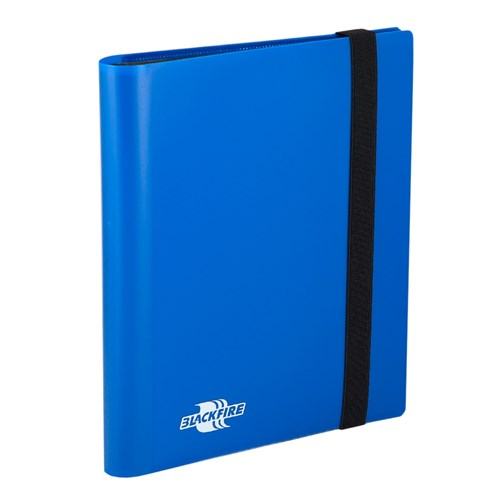 Альбом Blackfire c 20 встроенными листами 2х2 - Flexible Blue - фото 102850