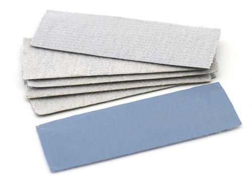 Наждачная бумага на липучке, P5000, 30x90 мм, 6 шт. - фото 102985