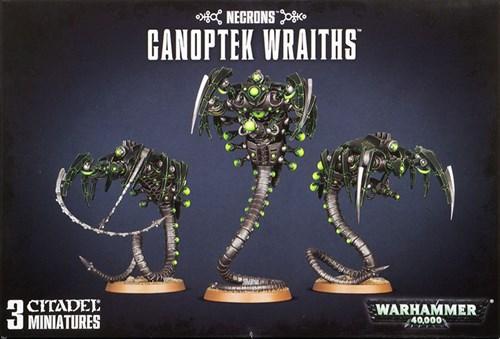 Canoptek Wraiths - фото 103593