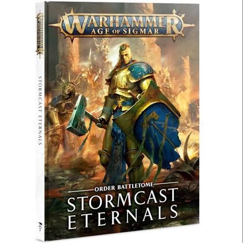Battletome: Stormcast Eternals (hb) Eng - фото 105115