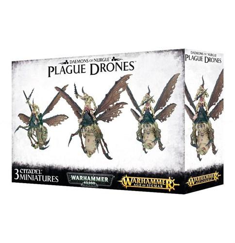 Plague Drones - фото 105349