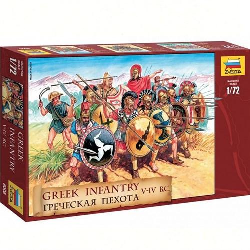Греческая пехота - фото 105735