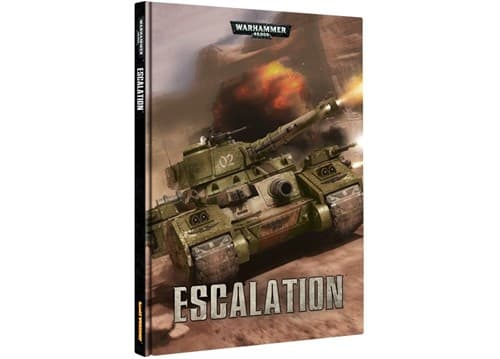 Warhammer 40k: Escalation (English) - фото 10867