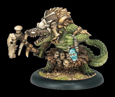 Minion Gatorman Warlock Calaban, the BLI - фото 10890