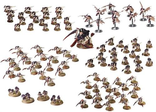 Tyranid Swarm - фото 11015