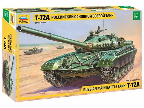 Сов. Танк Т-72А - фото 110506