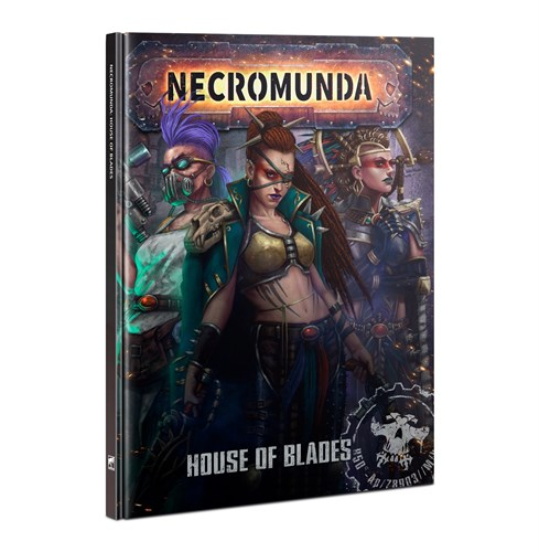 House Of Blades (eng) Warhammer 40000 - фото 110572