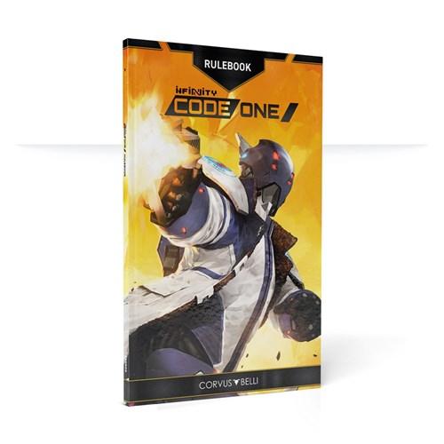 Infinity CodeOne Rulebook (EN) - фото 110599