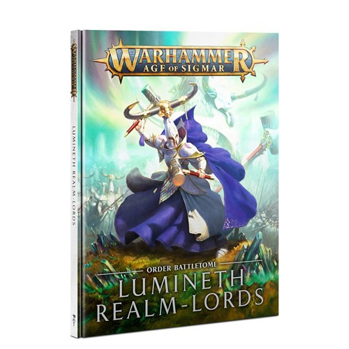 Battletome:Lumineth Realm-Lords (hb) Eng - фото 111128