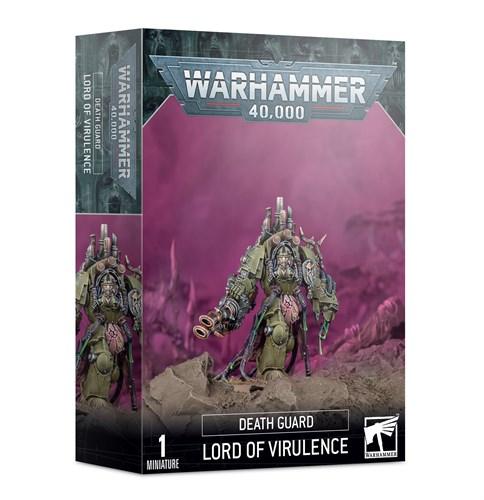 Lord Of Virulence Warhammer 40000 - фото 114925