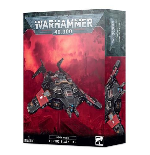 Deathwatch: Corvus Blackstar Warhammer 40000