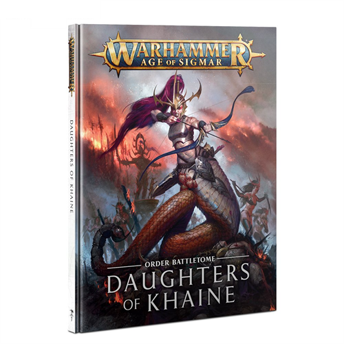 Battletome: Daughters Of Khaine (eng) - фото 116000