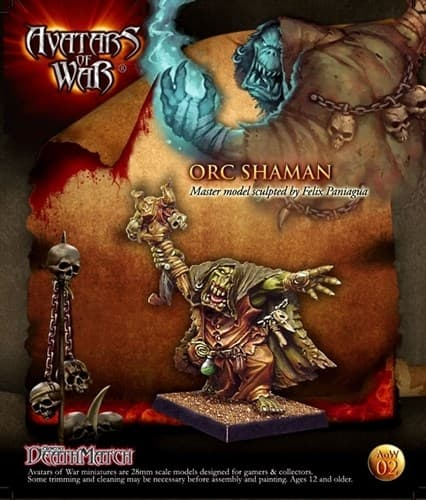Orc Shaman BLI - фото 11853