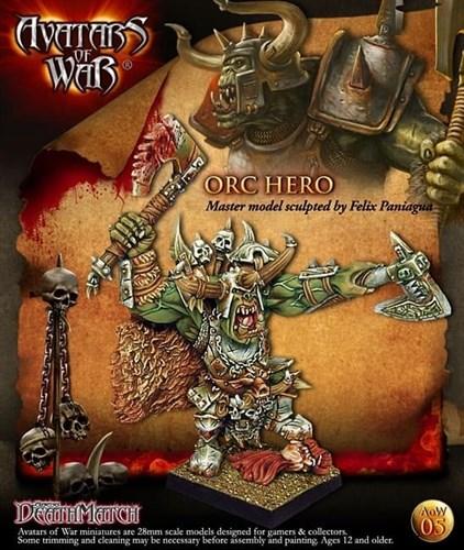 Orc Warlord BLI - фото 11856