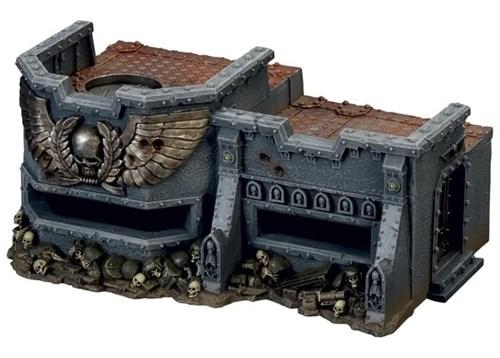 "Набор ""Имперский бункер системы ""Стена мучеников"" (Wall Of Martyrs Imperial Bunker)"" - фото 11873"