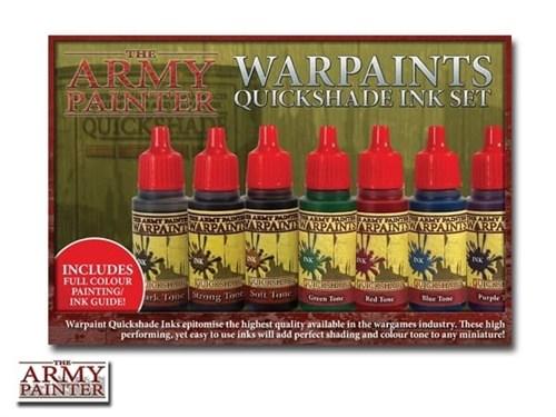 Warpaints Quickshade Ink Set (5) - фото 11947