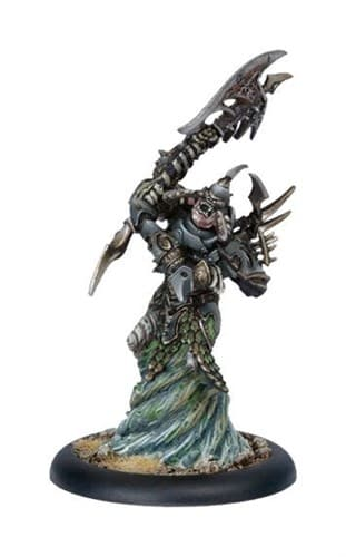 Cryx Bane Lord Tartarus BLI - фото 12101