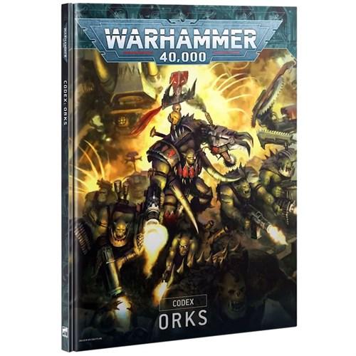 Codex: Orks (hb) (English) Warhammer 40000
