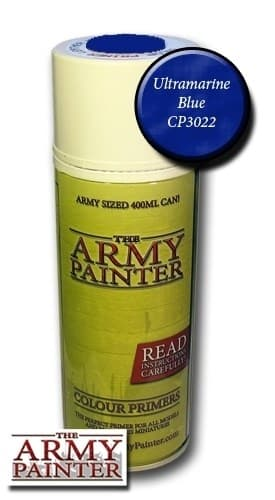 Colour Primer - Ultramarine Blue - фото 12556