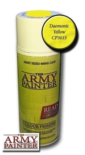 (!) Colour Primer - Daemonic Yellow - фото 12560