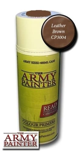 Colour Primer: Leather Brown - фото 12561