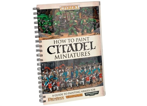 How To Paint Citadel Miniatures Russian - фото 13424