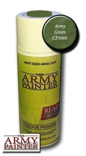 Colour Primer: Army Green - фото 13983