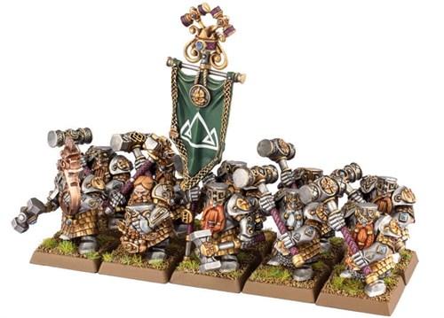 Dwarf Hammerers - фото 14933