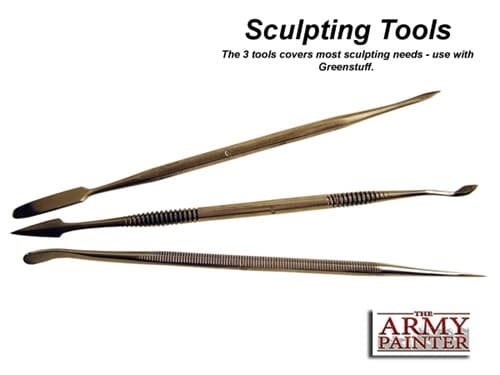 Tool: Hobby Sculpting Tools - фото 15107