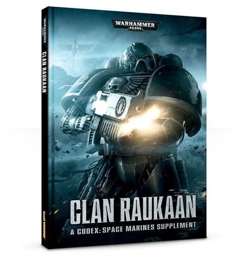 """Кодекс """"Клан Раукан"""" (Clan Raukaan) - фото 15112"""