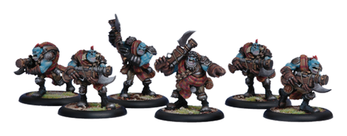 Trollblood Scattergunner Unit BOX - фото 15128