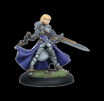 Mercenary Warcaster Ashlynn D'Elyse BLI - фото 15134