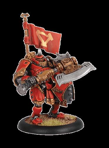 Khador Man-O-War Kovnik BLI - фото 15140