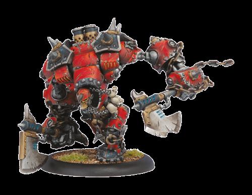 Khador Unique Character Warjack Drago BOX - фото 15142