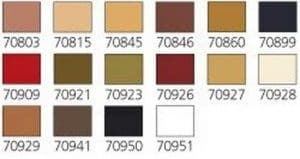 Model Color Face & Skin Tones (16) 17 ml. - фото 15348
