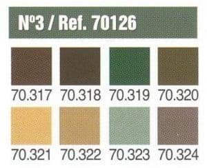 Набор №3 Model Color Panzer Aces 8 цв. - фото 15355