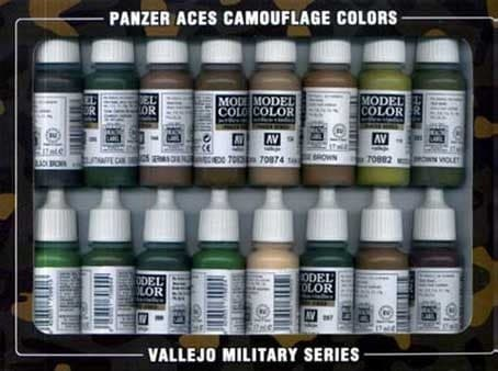 Panzer Aces Camouflage 17ml. - фото 15360