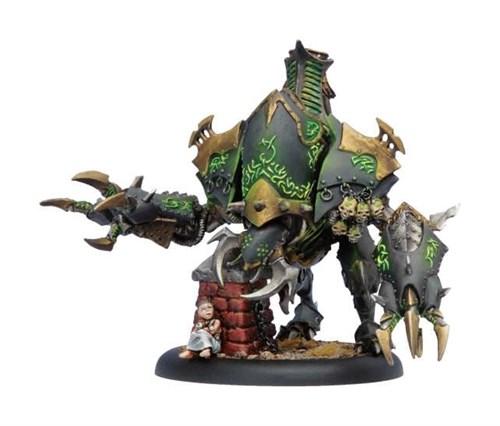 Cryx Nightmare Character Helljack BOX - фото 15610