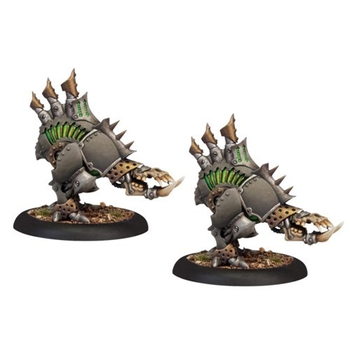 Cryx Deathripper Bonejacks (2) BOX - фото 15639