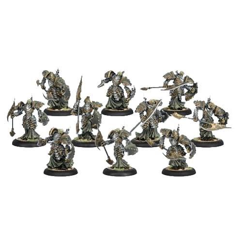 Cryx Bane Knights Unit BOX - фото 15718