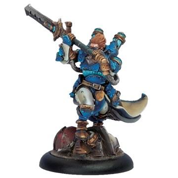 Cygnar Epic Warcaster Lord Commander BLI - фото 15806